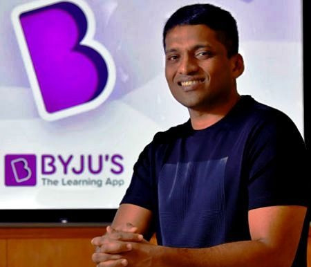 Byju's raises $350 Mn at $16.5 Bn valuation