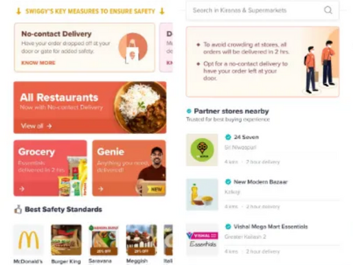 Swiggy ends grocery marketplace experiment as focus turns to dark stores