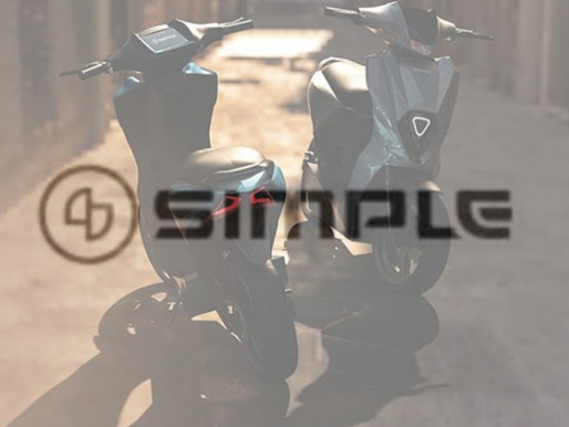 Electric vehicle startup Simple Energy in talks to raise $1mn