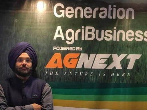 Agritech startup AgNext raises $21 Mn in Series A round led by Alpha Wave Incubation