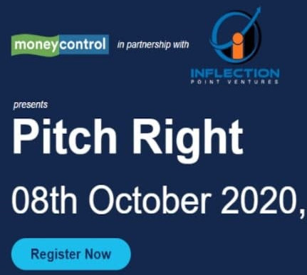 Inflection Point Ventures and MoneyControl join hands to launch Pitch Right