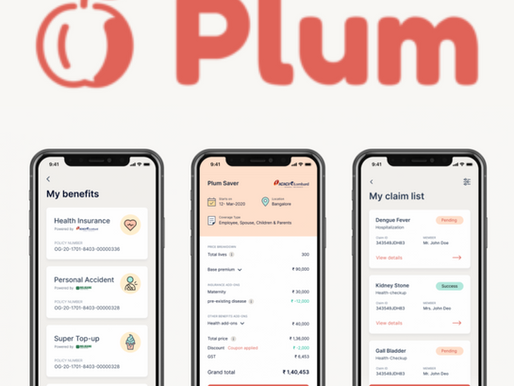Plum raises $4.1Mn from Surge, Tanglin Venture Partners, others