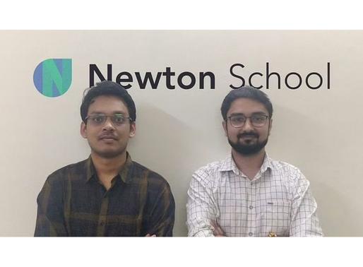 Edtech startup Newton School raises $650k led by Nexus Venture Partners