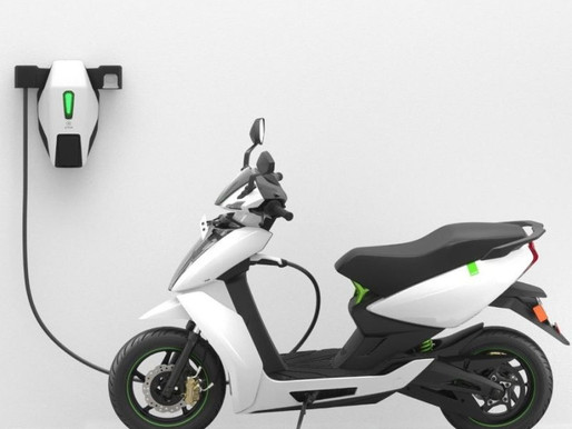 Ather Energy looks to install 100 charging stations by 2021