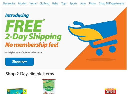 Walmart unveils membership service with free delivery, no checkout lines