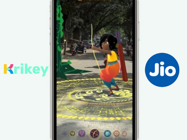 Reliance Jio Leads Series A Funding Of Mobile Gaming Startup Krikey
