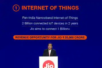 Reliance Jio in talks with OEMs to launch IoT services