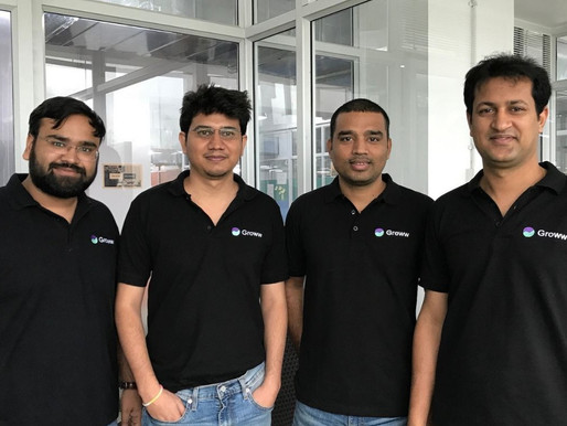 Groww becomes the newest unicorn; raises $83 million in Series D from Tiger Global