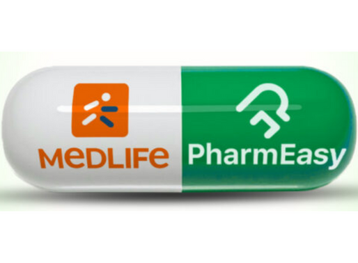 Medlife, PharmEasy agree to merge; deal may be valued at over $1 bn