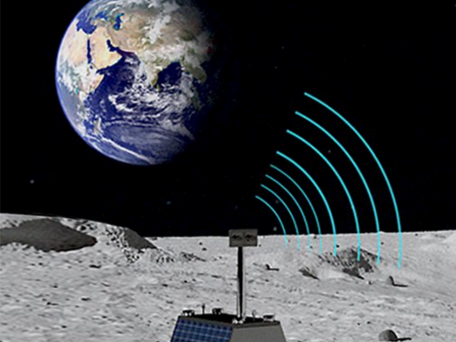 NASA teams up with Nokia to build moon's first 4G cell network