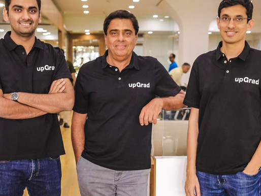Upgrad doubles student base to over 1mn since April, eyes Rs 1,200 Cr revenue in FY21
