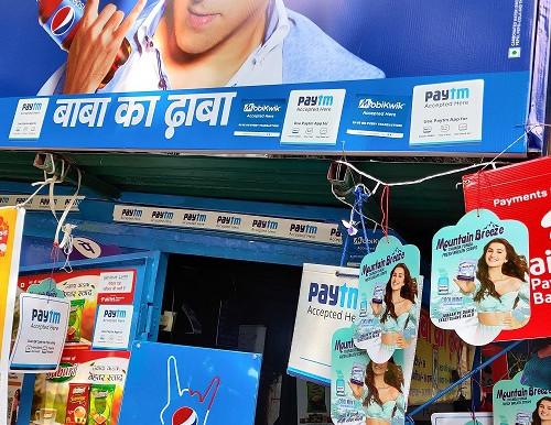 Companies rush to Baba ka Dhaba for advertising
