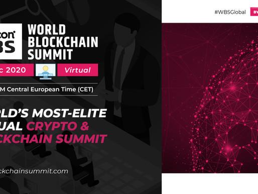World Blockchain Summit returns virtually, aims to unearth new opportunities