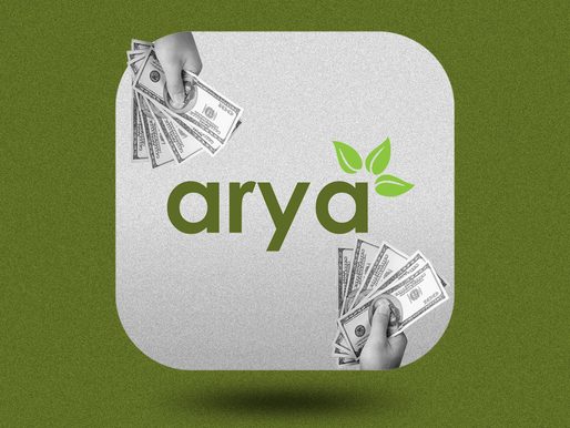 Agritech startup Arya raised $21mn led by Quona capital