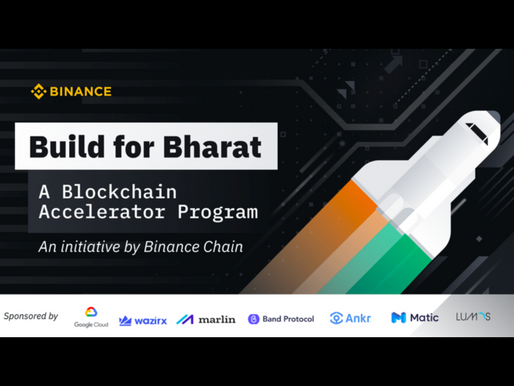 Binance launches 'Build For Bharat' DeFi-focused program as part of its $50 mn blockchain fund