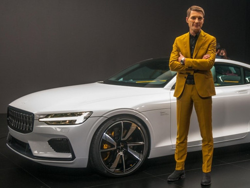 """EV maker Polestar CEO says """"Electric cars are not clean."""""""