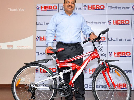 Hero Cycles has cancelled a 900 Crore deal with China as part of the 'Boycott chinese products ' mov
