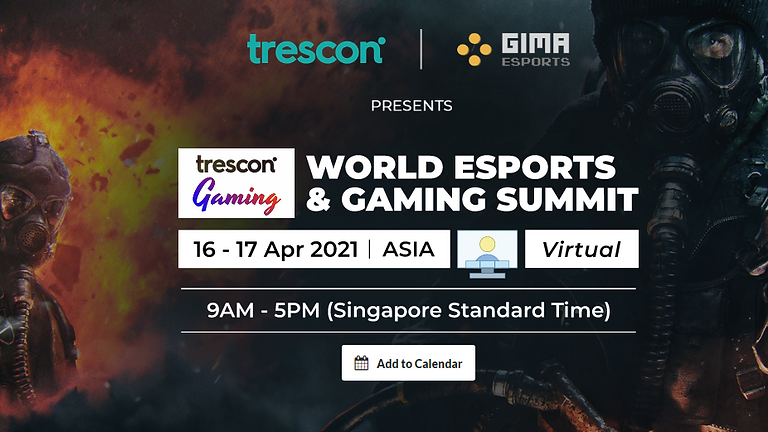World E-Sports and Gaming Summit - Asia