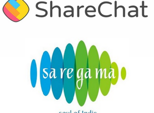 ShareChat signs music deal with Saregama