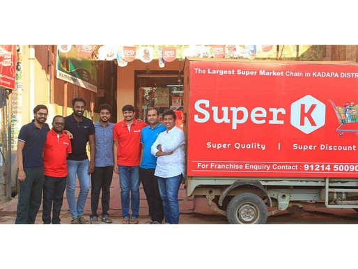 Rural retail aggregator SuperK raised Rs 6 Cr in seed led by STRIVE VC