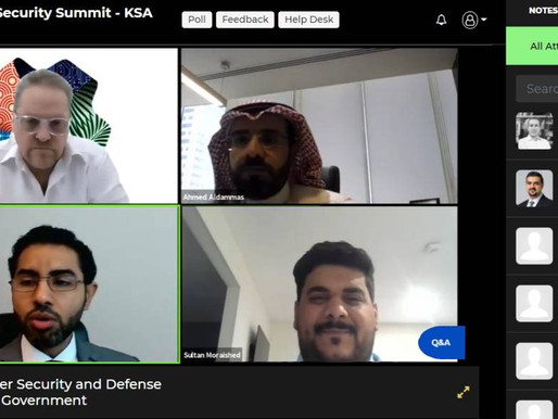 Saudi Arabia's tech leaders unite to push for a more Cyber-Resilient future for the region