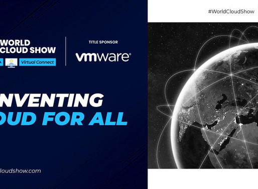 Top Cloud Computing Service Provider, VMware Joins Trescon's World Cloud Show as Title Sponsor