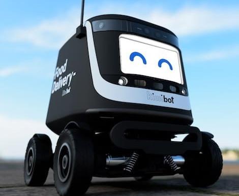 Kiwibot partners with hospitality giant Sodexo