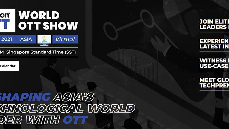 World OTT Show - Asia