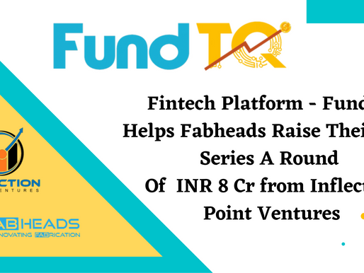 FundTQ Helps Fabheads Raise Their Pre-Series A Round of ₹8 Cr