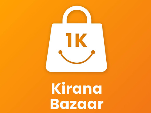 RetailTech startup 1K Kirana Bazaar raises $7 Mn in Series A round from Info Edge, FalconEdge, other