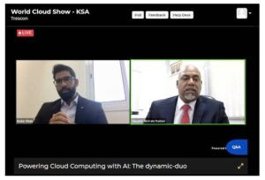 Global Cloud Experts Gathered Together to Discuss the Roadmap for Cloud Adoption in the KSA