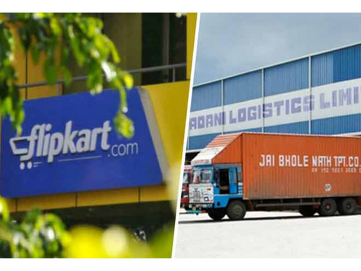 Flipkart partners with Adani Group to set up logistics and data centres