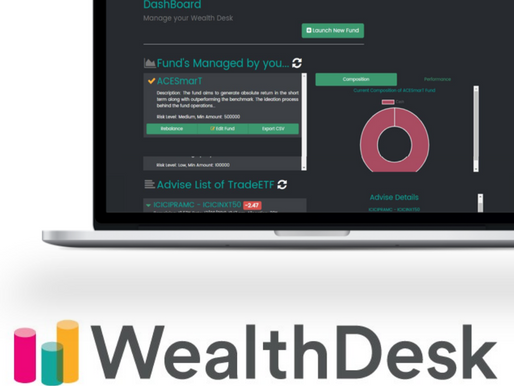 B2B2C startup WealthDesk raised undisclosed funding