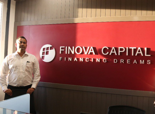 NBFC Finova Capital To Raise Around INR 260 Cr From Sequoia, Faering Capital
