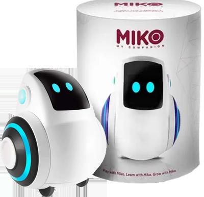Robotics startup Miko raises $28 Mn in Series B from IIFL AMC, others