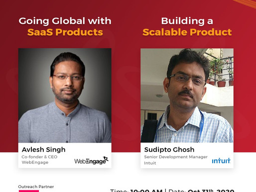 Going Global with SaaS Products and Building a Scalable Product | Headstart Virtual Startup Saturday