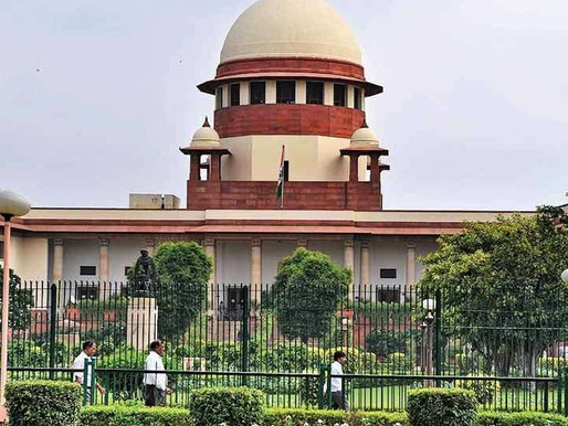 SC Notice To Govt, Google, Amazon, Facebook Over UPI Data Security