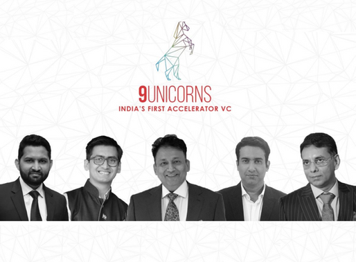 Venture Catalysts' 9Unicorns closes its first fund at Rs 100 Cr