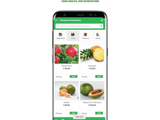 Agritech startup Farmers Fresh Zone raises Rs 3.5 Cr led by IAN Fund