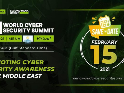 Top Cyber Security Experts to Gather to Address Middle-Easts Raising Cyber Security Concerns