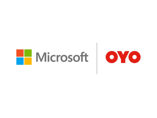 OYO and Microsoft announce strategic alliance to co-develop travel and hospitality products and tech