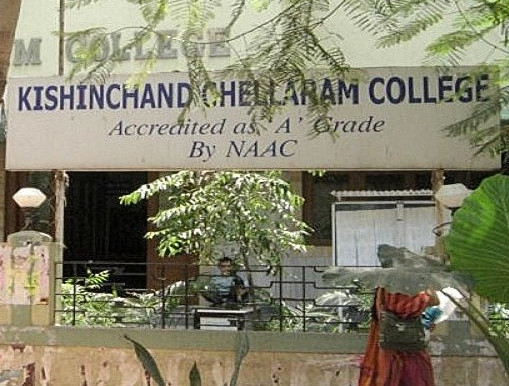 HSNC University's K. C. College wins the title for Best Department of Microbiology in India