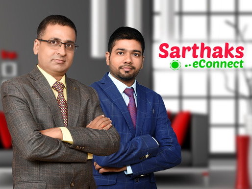 Positioned as 6th largest EdTech startup, Sarthaks eConnect is attracting students from small towns