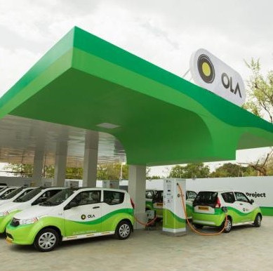 Ola to manufacture electric cars