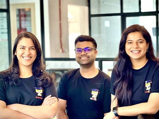 Edtech startup Udayy raised $2.5 mn in seed round led by Alpha Wave Incubation, others