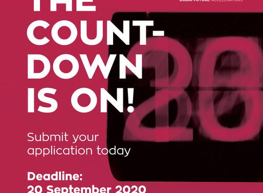 Dubai Future Accelerators Invites Applications from International Startups