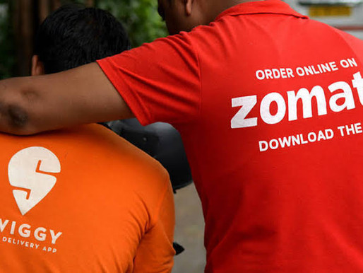 Swiggy, Zomato to collect 5% GST on deliveries, food not to get dearer