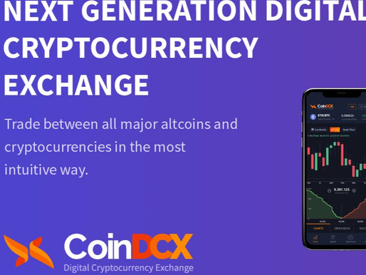 Indian crypto exchange CoinDCX raised $13.5 mn in series B round