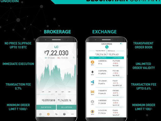 Crypto exchange Unocoin raises funding from Tim Draper, XBTO Ventures, 2020 Ventures