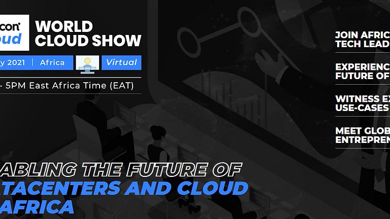 World Cloud Show - Africa